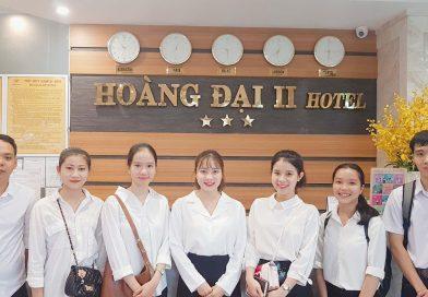 Khóa học tiếng anh chuyên ngành khách sạn, du lịch, quản trị