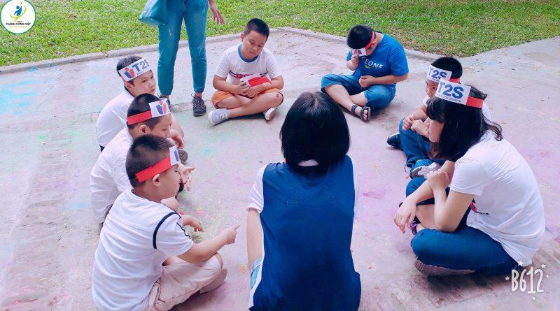 Kỹ năng mềm cho trẻ em tại Thành Công Việt Đà Nẵng