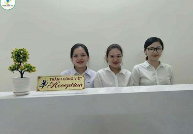 Khóa học lễ tân khách sạn chuyên nghiệp tại Thành Công Việt