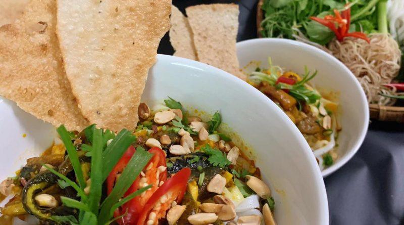 Trung tâm dạy nấu mì Quảng tại Đà Nẵng